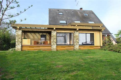 maison bois massif et design laval mayenne ch 226 teau gontier evron berthevin ern 233 e chang 233