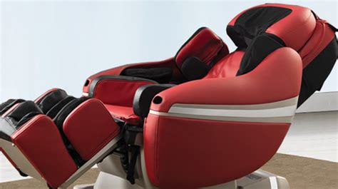 inada dreamwave chair features robotic