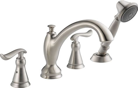 faucet t4794 ss in brilliance stainless by delta
