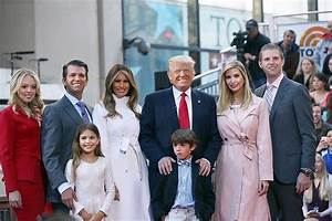 The Trump Family Interview On Good Morning America… | The ...
