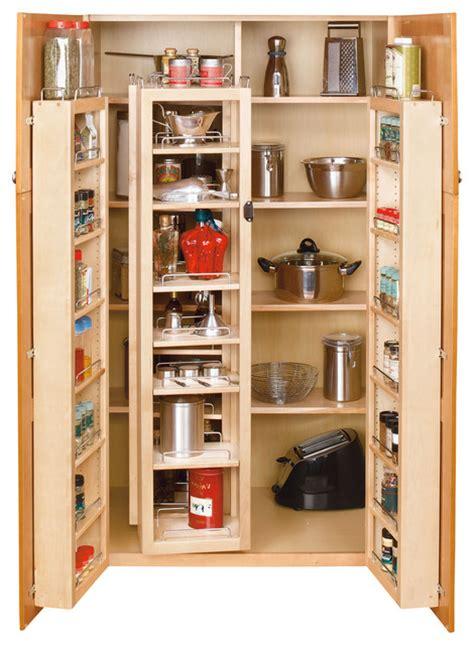 rev a shelf 57 quot swing out pantry kit