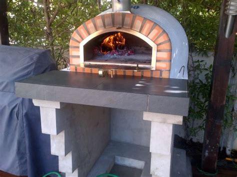 my barbecue four 224 pizza bois pizzaioli 90 cm