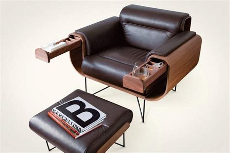 Smokers' Armchair By El Puristadaan Windsor Home Furniture American Gilbert Theater Room Ashley Store Locations Plus Modern Office Collections Entertainment Center