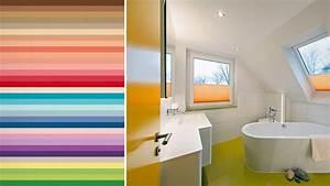 Badezimmer Farbe Wasserfest : farbe im bad die badgestalter ~ Markanthonyermac.com Haus und Dekorationen