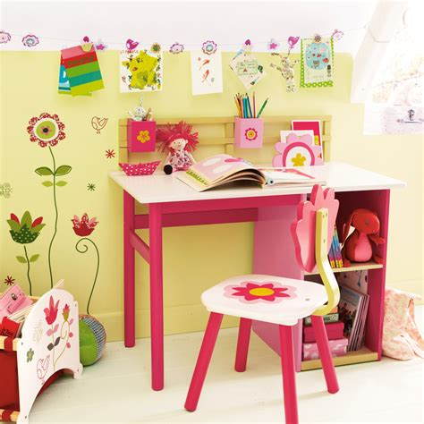 chambre d enfant 20 bureaux trop mimi pour petites filles bureau micke ikea d 233 co