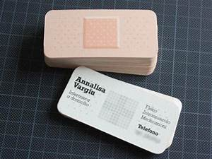 Un cerotto come business card [guest post by Marta Persia ...