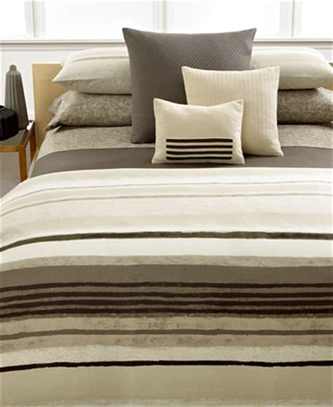 closeout calvin klein cordoba comforter and duvet cover