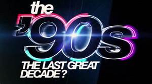 'The '90s,' 'I Love the 2000s,' and TV's Redundant ...