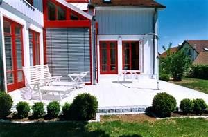 übergang Terrasse Garten : bergang garage pflaster pictures to pin on pinterest ~ Markanthonyermac.com Haus und Dekorationen