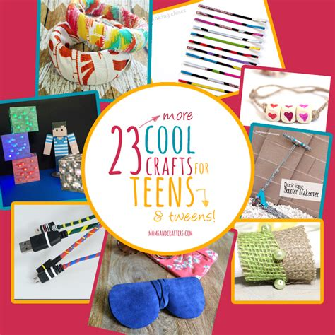 Crafts For Teens  14+ Beautiful Teen Crafts That Anyone