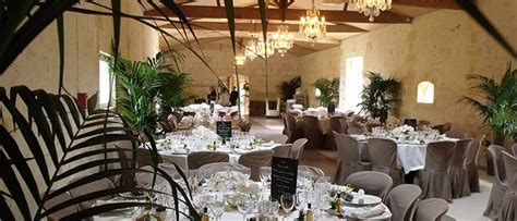 location grande salle de mariage fronsac pomerol libourne emilion
