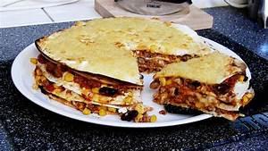 Wraps Füllung Vegetarisch : rezept mexican tortilla lasagne mexikanische wrap lasagne schnell und einfach selber machen ~ Markanthonyermac.com Haus und Dekorationen