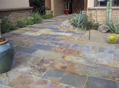 make your compound beautiful with outdoor tiles decoration decorifusta