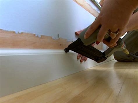How To Install Baseboards  Howtos  Diy