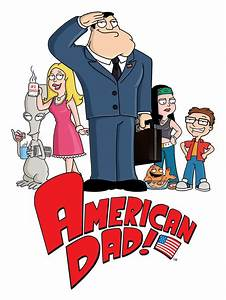 American Dad! TV Show: News, Videos, Full Episodes and ...