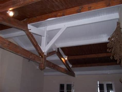 pose d un faux plafond fixe en plaques de pletre