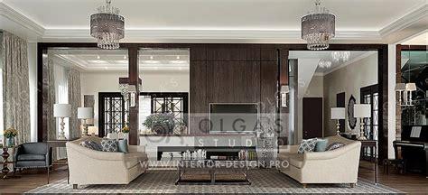 deco living room interior design