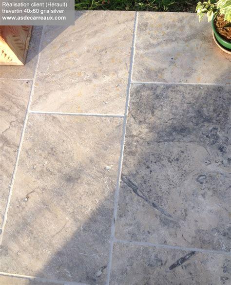 carrelage 40x60 travertin beige pas cher vieilli choix commercial dallage piscine as de carreaux