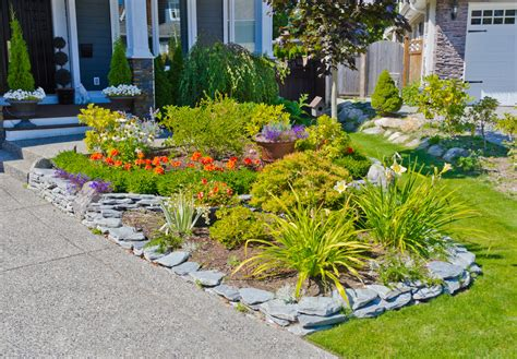 Starting A Flower Garden tips for starting a flower bed parsons rocks