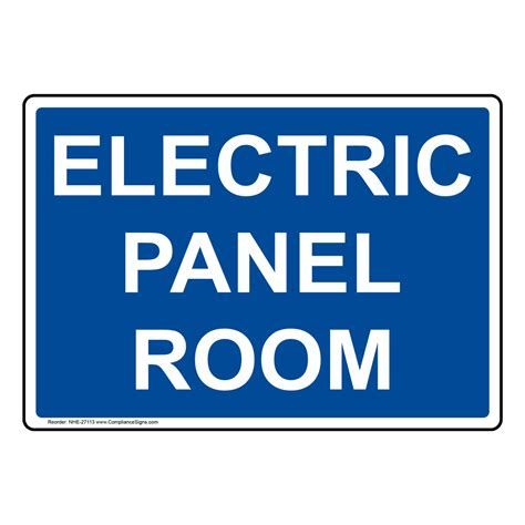 Electric Panel Room Sign Nhe27113. Signage Board Signs Of Stroke. Cancer Star Sign Signs. Electricity Signs. Heat Stroke Signs. Lotus Signs. School Building Signs Of Stroke. Evacuation Procedure Signs. Lpr Signs