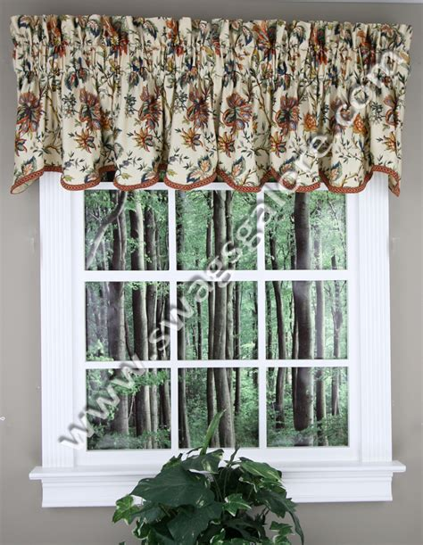 felicite valance creme waverly waverly curtains
