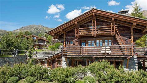 luxury ski chalet rental in verbier for ski holidays in the swiss alps