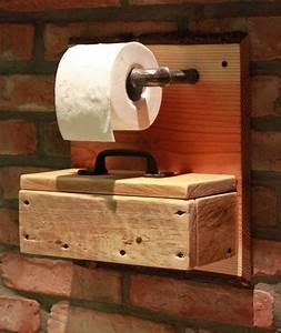 Toilettenpapierhalter Stehend Mit Bürste : die besten 25 toilettenpapierhalter ideen auf pinterest deko bastelprojekte ~ Markanthonyermac.com Haus und Dekorationen
