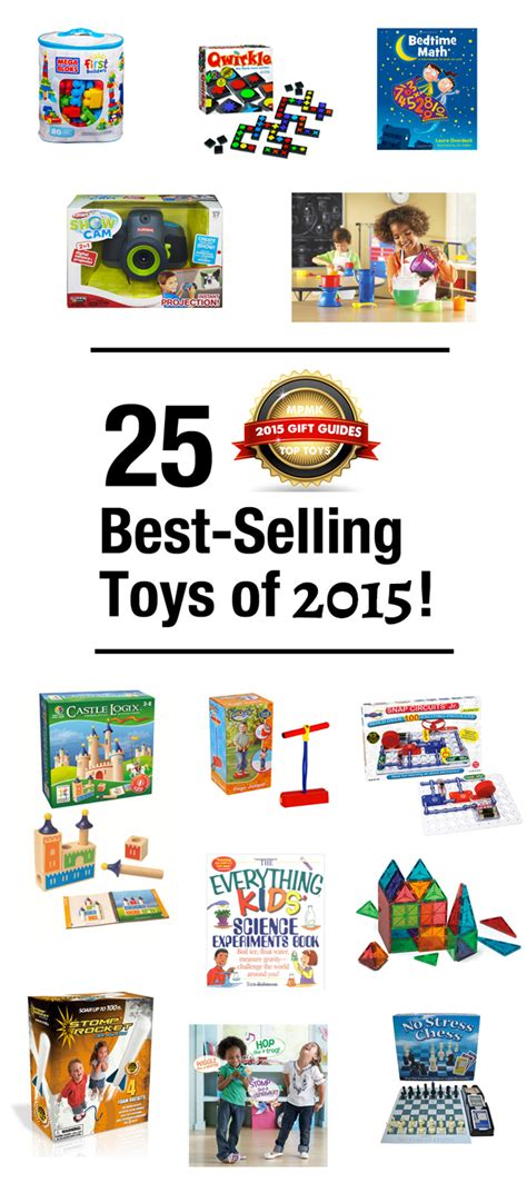 Top 25 Toys Of The Year + Stocking Stuffers For Every Kind
