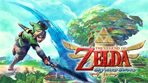 The Legend Of Zelda Skyward Sword Full Hd Wallpaper And Background  1920x1080 Id506607