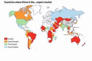 Framing China as Large Export Market