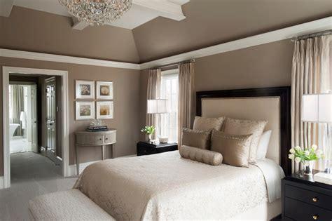 Transitional Master Bedroom In Saint Davids Transitional