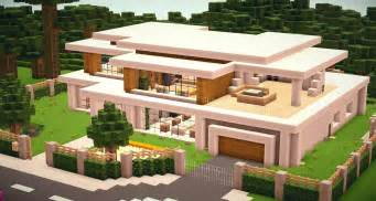minecraft maison moderne de luxe l impression 3d