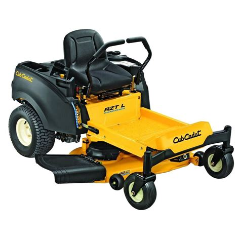Cub Cadet Rztl 42 Inch Review  Top Rated Zero Turn Mower