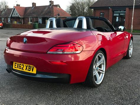 Used 2012 Bmw Z4 2.0 20i M Sport Sdrive 2dr For Sale In