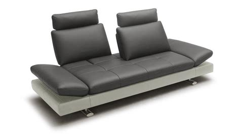 canap 233 3 places relax cuir minho mobilier moss