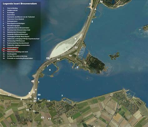 Zeeland Brouwersdam nieuwe kabelbaan bij brouwersdam wakeboardonline blog