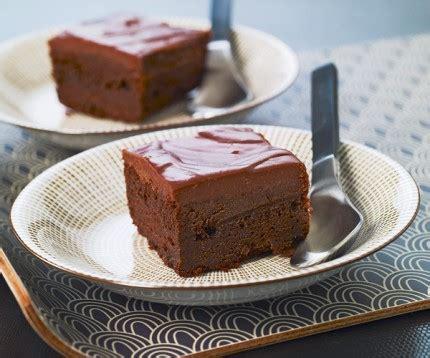 idee dessert chocolat