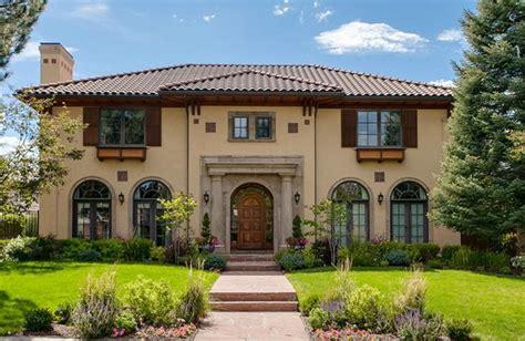 Mediterranean Style Homes : .1 Million Mediterranean Style Home In Denver, Co