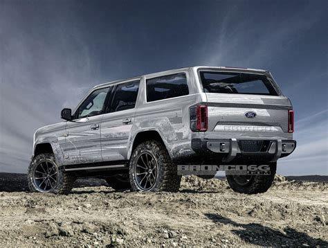 2020 Ford Bronco To Get 325 Hp 27l Ecoboost V6 According