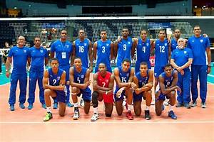 Eight Cuban volleyball players arrested on suspicion of ...