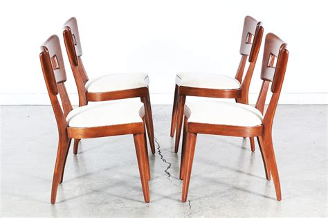 set of 6 heywood wakefield dining chairs vintage supply