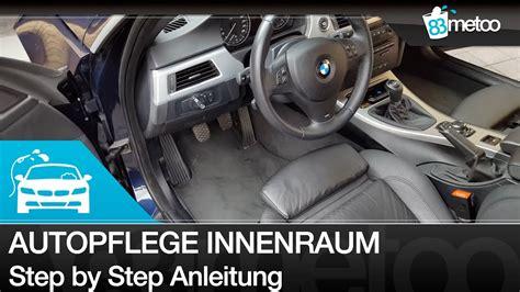 Auto Pflegetipps Innenreinigung  Auto Innenraum