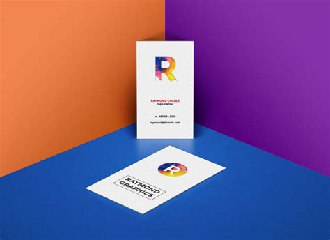 Top 50 Business Card Mockup Psd Templates Download For