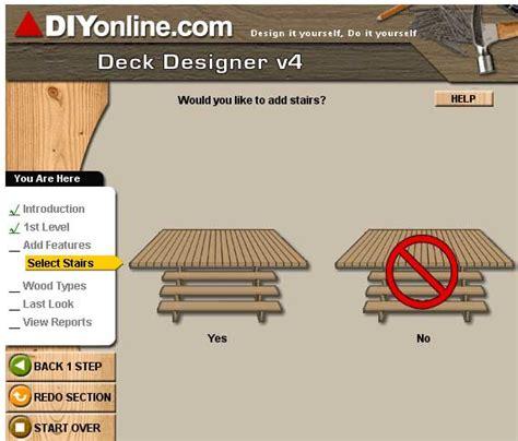Deckdesigner Design A Deck Online For Free
