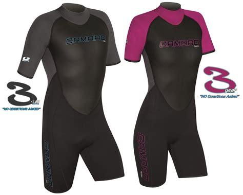 CAMARO Flex Skin Neopren Shorty Neoprenanzug Surfanzug