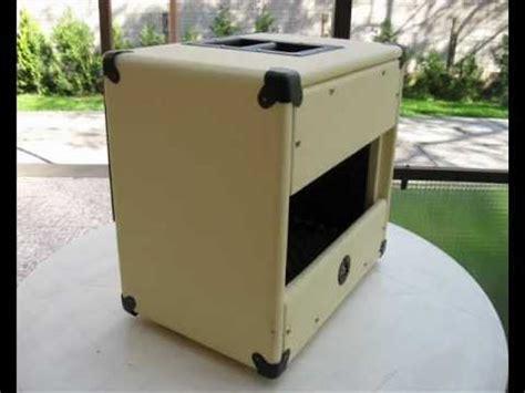 diy guitar cabinet