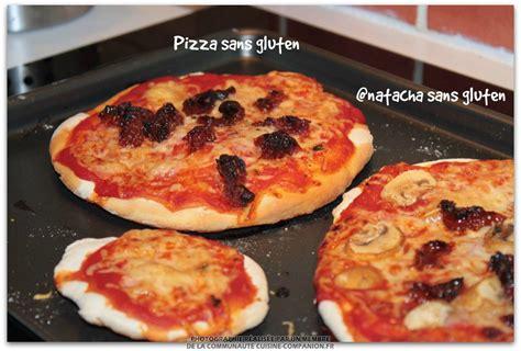 p 226 te 224 pizza sans gluten natacha no gluten recette cuisine companion