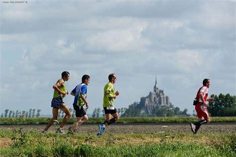 marathon de la baie du mont michel runners fr