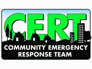 Plainfield CERT: Community Emergency Response Team ...