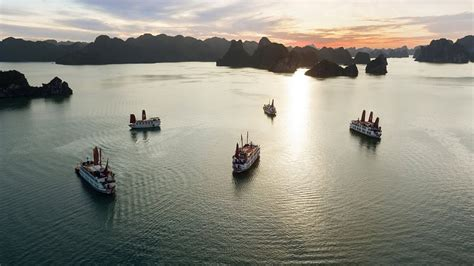 Pelican Boat Vietnam by Halong Pelican Cruises Halong Luxury Cruise Deals